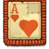 FrontierVille Poker Badges reward you with more cards to keep playing
