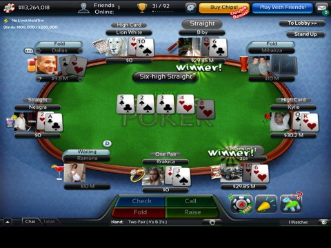 Port Casino Poker