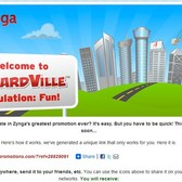 Scam Alert: 'Zynga Promotions' is not RewardVille, but another scam