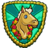 FrontierVille Rodeo Badges: Complete Rodeo Challenges for free Horseshoes