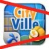 Don't be fooled: CityVille, Pet Society and Cafe World are not available for iPad