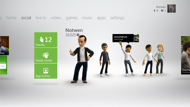 Xbox Beacons