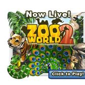 Zoo World 2: Will this sequel breathe new life into RockYou's zoo game?