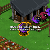 FarmVille Instant Grow available for Animals: Just add Farm Cas