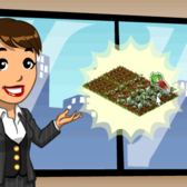 Zynga sees green in greens, releases CityVille City Cash crop Rhubarb