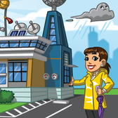 CityVille Weather Station offers a big boost to your town's maximum population