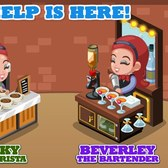 Cafe World Becky Barista and Beverly Bartender: Everything you need to know