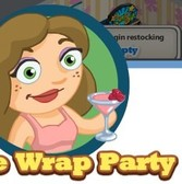 Cafe World Movie Wrap Party Catering Order: Have fun cooking for virtual celebrities