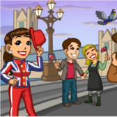 CityVille continues to celebrate Britain with limited edition items