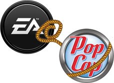 electronic arts popcap