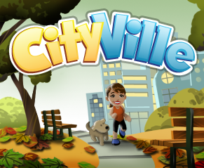 CityVille Race Invaders