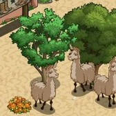 FarmVille: Llamas available as free gifts for a limited time (watch out, they spit)