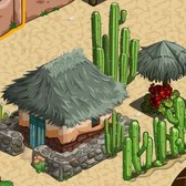 FarmVille Mexico Items: Aztec Duck, Beach