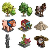 FarmVille Sneak Peek: Mexican Restaurant, Chichen Itza, Charro Gnome and more