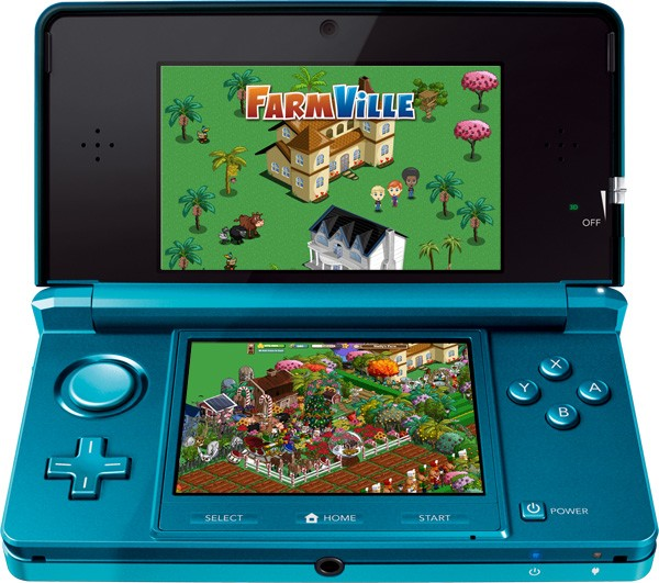 Nintendo 3DS FarmVille