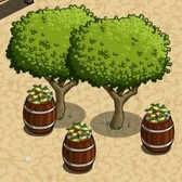 FarmVille: Former iPhone exclusive Rainbow Barrel available as limited time free gift