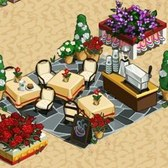FarmVille Spain Items: Andalusian Horse, Spanish Farmhouse, Outdoor Cafe and more
