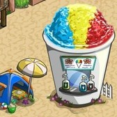 FarmVille Summer Items: Flamingo, Snow Cone Stand, Backyard Fort and more