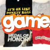 Don't miss Games.com's Free T-Shirt Giveaway this Friday at 1:00PM EST