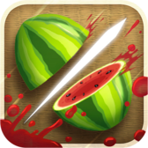 Try Fruit Ninja for free on Android before it dices up Fa