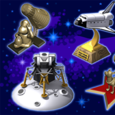 Empires & Allies Space Exploration Days Goals: Everything y