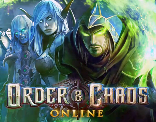 Order &amp; Chaos Online