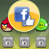 Angry Birds Cheats and Tips: 'Like' it on Facebook, win three free levels