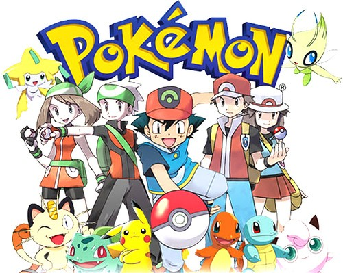 Pokemon iPhone Game