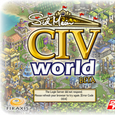CivWorld on Facebook might be a blast, if we could play already