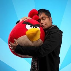 Angry Birds plush