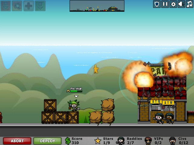 city siege 2 game of the day