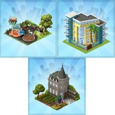 CityVille: New Free Gift with City Cash purchase items now available