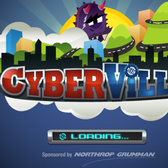 Defense contractor helps launch CyberVille game to recruit HS students