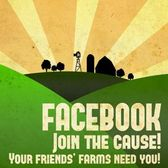 FarmVille appears on the frontlines in Facebook war propaganda poster