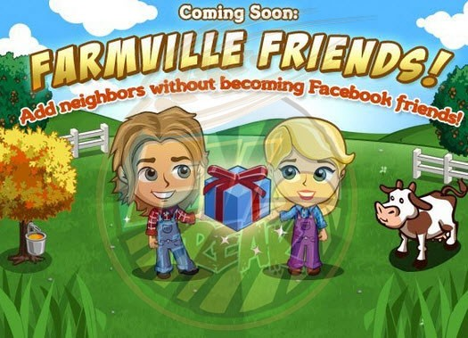 FarmVille Friends loading screen