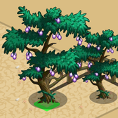 FarmVille Fairy Garden Trees: Bell Flower and Big Bell Flower Trees