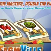 FarmVille: Double Mastery event on now for crops and trees