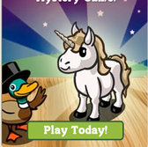 FarmVille Mystery Game (08/14/2011): Fairy themed animals will fly into your heart
