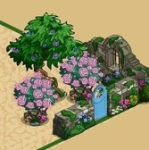 FarmVille Fairy Garden Items: Star Flower Trees, Fairy Cat, Garden Gate and more