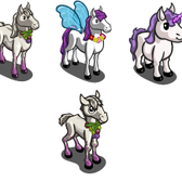 FarmVille Fairy Garden Animals: Vineyard Horse comes back around