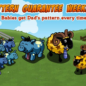 FarmVille: 100% Pattern Inheritance Weekend on now!