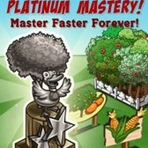 FarmVille Platinum Mastery Statue offers double mastery for life