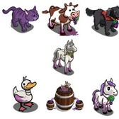 FarmVille Vineyard Animal Mystery Game (07/31/11): Win a free Wine Horse for completing the game