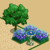 FarmVille Fairy Garden Items: Magic Orange Tree, Fai