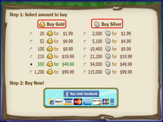 Gnometown: Buy Gold or Silver?