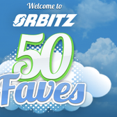 Orbitz 50 Faves Facebook 'game' offers luxury vacations giveaway