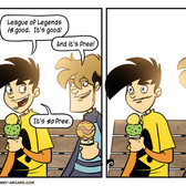 Penny Arcade: When free games aren't really free