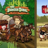 Facebook Game Faceoff: The Pioneer Trail vs The Oregon Tra
