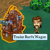 Pioneer Trail: Collect Trail Points to unlock Bart's Bargains