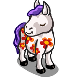 FarmVille Sneak Peek: Flower Mini Horses--My Little Pony hits the farm